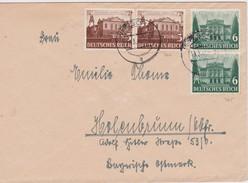 ALLEMAGNE 1941 LETTRE DE WRESCHEN - Deutschland
