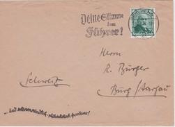 ALLEMAGNE 1936 LETTRE DE BERLIN - Deutschland