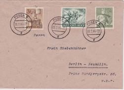 ALLEMAGNE 1944 LETTREDE POSEN - Deutschland