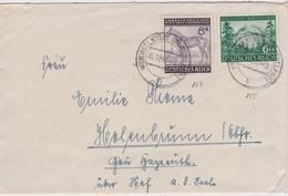 ALLEMAGNE 1943 LETTRE DE WEICHSELTADT - Deutschland