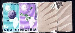 T336 - NIGERIA 1965 , Serie Yvert N. 169/170  ***  MNH - Nigeria (1961-...)