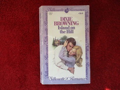 Island On The Hill (Dixie Browning) éditions De 1982 - Romans