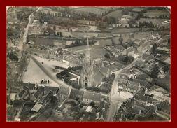 Bourbriac N°2 Vue Générale Du Bourg  ( Scan Recto Et Verso ) - Autres Communes