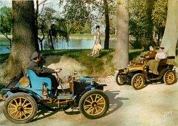 TEUF TEUF RENAULT 1902 DE DION 1903 - Taxi & Carrozzelle