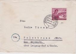 ALLEMAGNE 1944 LETTRE DE WEICHSELSTADT - Deutschland