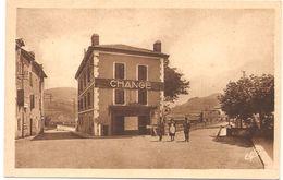 BEHOBIE - Route De Biriatou Et Pont International - Elfe 1518 - Tampon Frontière , Annotée 1948 - Tbe - Béhobie