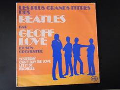 33 TOURS GEOFF LOVE LES PLUS GRANDS TITRES DES BEATLES MFP 994466 - Instrumental