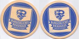 #D162-119 Viltje Bürgerliches Brauhaus Ingolstadt - Sous-bocks
