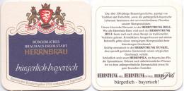 #D162-137 Viltje Bürgerliches Brauhaus Ingolstadt - Sous-bocks
