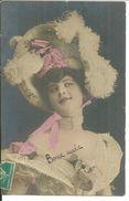 Femme Au Chapeau - Mujeres