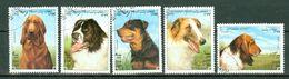Afghanistan 1998 Dogs / Chiens / Honden - Afghanistan