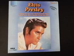 33 TOURS ELVIS PRESLEY VOLUME 2 IMPACT 6886814 FLAMING STAR / WONDERFUL WORLD / NIGHT LIFE + 7 - Rock