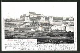 AK Fulda, Blick Auf Den Frauenberg - Fulda