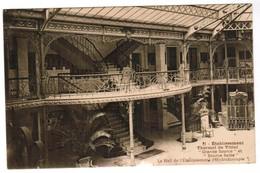 CPA Vittel, Etablissement Thermal De Vittel, Grande Source, Le Hall De L'etablissement D'Hydrothérapie (pk35549) - Vittel Contrexeville