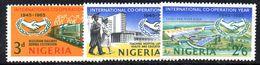 T629 - NIGERIA 1965 , Serie Yvert N. 191/193  ***  MNH - Nigeria (1961-...)