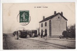 03  JALIGNY   La Gare - France