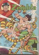 ZEMBLA N° 142 - EDITIONS LUG - 20 JUIN 1972 - BON ETAT - Zembla