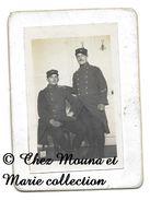 17 EME REGIMENT - CDV PHOTO MILITAIRE - Guerre, Militaire