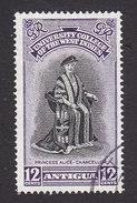 Antigua, Scott #105, Used, University Issue, Issued 1951 - Antigua & Barbuda (...-1981)