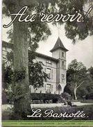 Magazine Pub Reclame - La Bastiolle - Montauban 1928 - Dépliants Touristiques