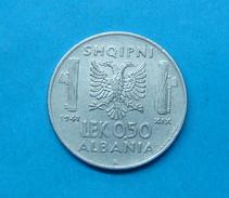 ALBANIA - ITALIA 0.50 LEK 1941 - Albania