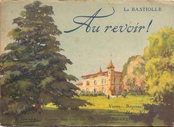 Magazine Au Revoir - Pub Reclame - La Bastiolle - Montauban 1931 - Dépliants Touristiques
