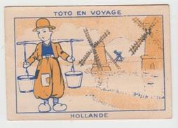 TOTO EN VOYAGE / LA HOLLANDE - Other