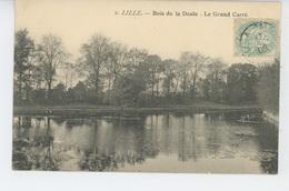 LILLE - Bois De La Deule - Le Grand Carré - Lille
