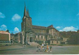 AMAY : L'Eglise - CPM PEU COURANTE - Cachet De La Poste 1968 - Amay