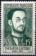 France 1958 - Henri De Toulouse-Lautrec, Painter ( Mi 1207 - YT 1171 ) MNH** - France