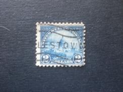 UNITED STATE EE.UU ÉTATS-UNIS US USA 1923 U.S. CAPITOL  2 $ - Usados