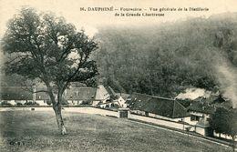 FOURVOIRIE(DISTILLERIE) - Francia