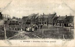 KEMMEL GRAND PLACE AVEC KIOSQUE PERMANENT - Belgique