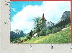 CARTOLINA VG ITALIA - Chiesetta Montana Da Identificare - GARAMI 5262 64 - 10 X 15 - ANN. 1957 - Italia