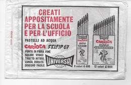 BUSTA DI CARTOLERIA PUBBLICITARIA UNIVERSAL PENNE - Pubblicitari