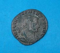 LICINIUS I,  BRONZE FOLLES, - 7. L'Empire Chrétien (307 à 363)