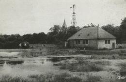 Aillianville (52 - Haute Marne)  Lavoir Et étang Du Pays - Autres Communes