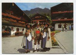 COSTUME  - AK303327 Austria - Tirol - Orginal Alpbacher Tracht.. - Trachten