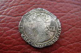Charles 1 Shilling ( 12 Pence ) - …-1662 : Monnaies Haut & Bas Moyen-Age