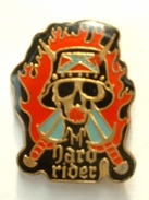 PIN'S HARD RIDER - Motorbikes