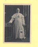 Papa Pio XI Foto Su Cartoncino - Persone Identificate