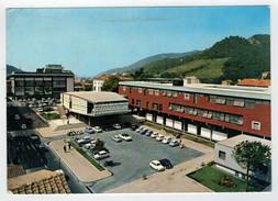 CARRARA   PALAZZO   COMUNALE  E  CAMERA  DI  COMMERCIO         (VIAGGIATA) - Carrara