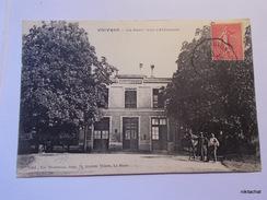 VOIVRES-La Gare-Vue Extérieure - Other Municipalities