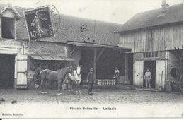 CPA France 60 Oise Plessis-Belleville Laiterie - Autres Communes
