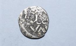 Golden Horde 15 C . Dircham .silver - Afghanistan