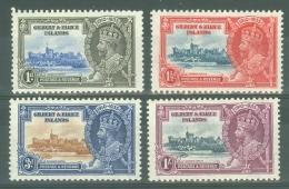Gilbert & Ellice Islands: 1935   Silver Jubilee    MH - Gilbert- Und Ellice-Inseln (...-1979)