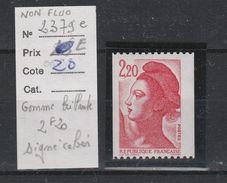 LOT 460 FRANCE N°2379c Signé Calves ** - France