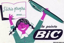 BUVARD  /  LA POINTE  BIC - Blotters