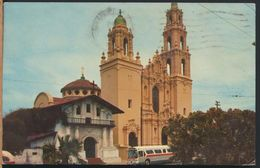 °°° 7881 - CA - SAN FRANCISCO - MISSION - 1968 With Stamps °°° - San Francisco