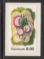 Denmark MNH Scott #1602 8k Potato Sandwich - Alimentation